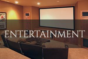 Custom Entertainment Centers