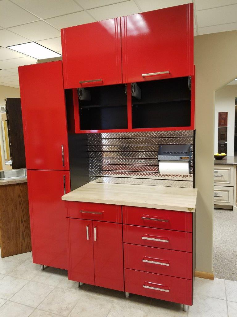 Garage Cabinets Wood Specialists Inc
