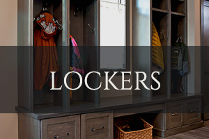 Custom Lockers Cabinetry