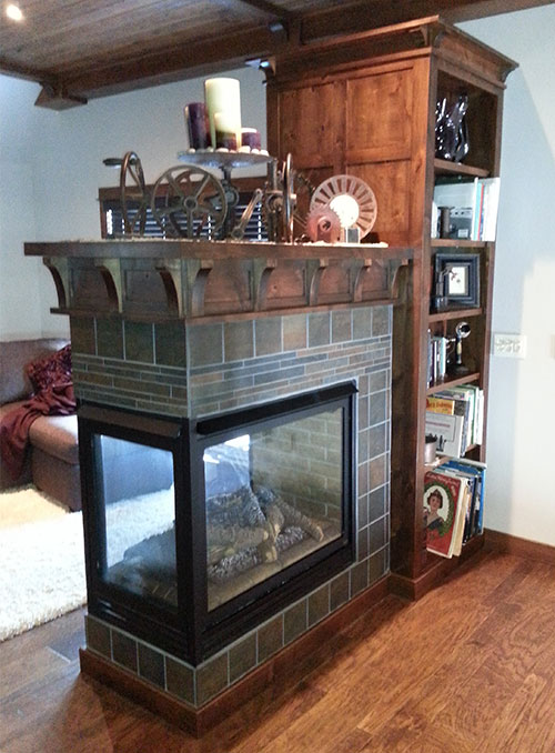 Wood Specialists Inc | Fireplaces