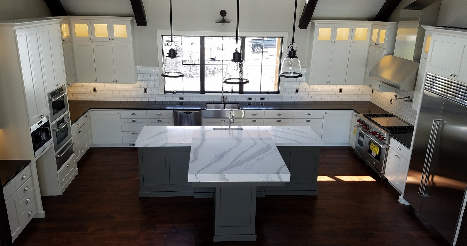 O Kitchen City Of Dreams Of Custom Cabinet Makers Fargo Nd